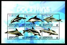 Dominique 2006 delfini foglio n° 3515 à 3520 neuf 1° scelta