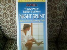 NEW Apex Women's One Size Fits All Night Splint