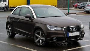 Audi A1 S1 2010-2018 Sportback (8X) Slimline Window Visors/Weathershields (2PCS)
