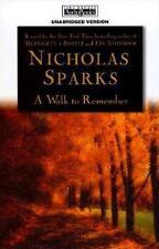 A Walk to Remember by Nicholas Sparks (1999, Cassette, Unabridged)