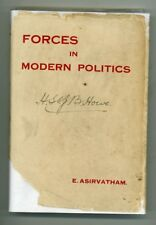 Forces in Modern Politics (Nationalism, Imperialism and Internationalism) 1936