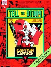 TELL THE STORY CAPTAIN CANUCK SASQUATCH CHAPTERHOUSE COMICS #sjan17-574
