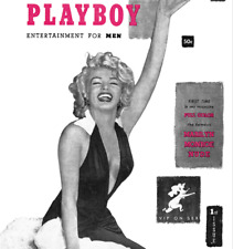 Every Playboy magazine released between 1953-1969. PDF format 190 issues