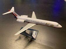 TWA 717-200 Model Airplane