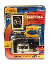 3 X Kodak Pocket Reusable Camera with Flash 36 Pictures / Exposures