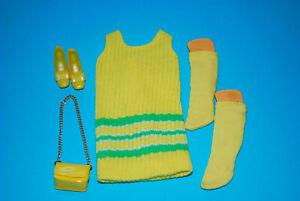 #1725 Twiggy-Dos (1968) outfit Francie size Twiggy  MOD vintage Barbie doll