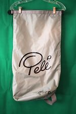 New With Tags Large Pele Sport Roll Closed Gray Soccer Ball Bag