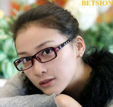 Fashion Reading Glasses Man Women Full Rim Acetate +100 +125 +150 +175 +200 +225