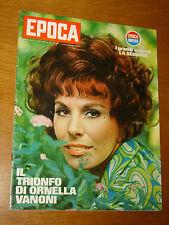 EPOCA 1965/772=ORNELLA VANONI=PORFIRIO RUBIROSA=FELICE GIMONDI=VITTORIO VALLETTA