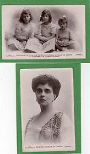 More details for 2 princess nicholas of greece princesses olga marina elizabeth rp pcs ref h64