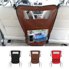 Mesh Pet Car Barriers Dog Front Back Seat Guard Travel Dog Fence for Vehicle SUV