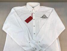 Southern Proper Button Front Shirt White Medium (M) BSA Atlanta Sporting Clays