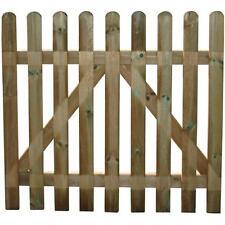 Recinzioni da giardino ebay for Staccionata in legno leroy merlin