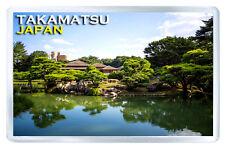 TAKAMATSU JAPAN FRIDGE MAGNET SOUVENIR IMAN NEVERA