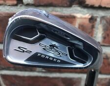 NEW MENS COBRA S2 FORGED 7 IRON GOLF CLUB REGULAR FLEX NSPRO STEEL SHAFT