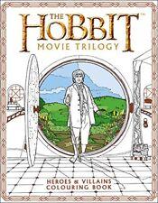 The Hobbit Movie Trilogy Colouring Book (Colouri, Tolkien, J. R. R., Warner Brot