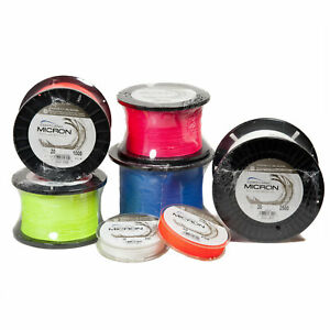 Cortland Micron Fly Line Backing 20, 30 pounds, 100, 250, 1000, 2500 yards