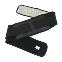 Infrared Magnetic Back Brace Posture Belt Lumbar Support Lower Pain Massager MT