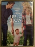 Life As We Know It (DVD, 2011)   Combine Shipping and SAVE MONEY!!! Ships FAST!!