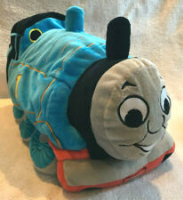 """Thomas & Friends Train Bean Bag Plush Pillow Toy 16"""" - Cute!"""