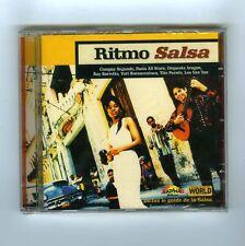 CD (NEW) RITMO SALSA R.BARRETTO Y.BUENAVENTURA TITO PUENTE LOS VAN VAN C.SEGUNDO