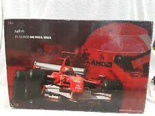 1:18 Hotwheels Michael Schumacher Ferrari 248 F1 2006 Brazil Limited Edition