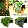 Reptiles Habitat Decoration Hiding Cave Turtle Fish Tank Ornaments