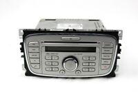 7S7T-18C815-BA car Radio FORD Mondeo 1.8 92KW 5P D 6M (2008) Pièce Utilisé (Non