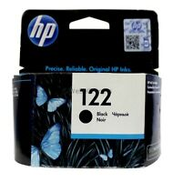 HP 122 Black Ink Cartridge Europe, Middle-East & Africa CH561HE Genuine New