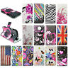 Flip Wallet PU Leather Card Slot Cover Case For Samsung Galaxy Xcover 3 G388F