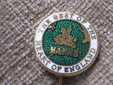 Metal Breweriana Advertising Badges & Pins