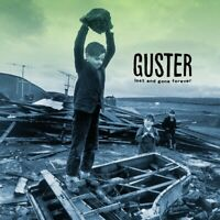 GUSTER - LOST AND GONE FOREVER   VINYL LP NEW+