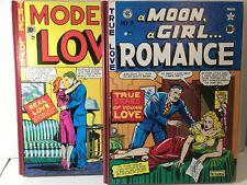 MODERN LOVE & MOON GIRL..ROMANCE & SADDLE ROMANCES HB SET