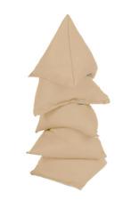Violet 5 Pack Coton Jonglage Pyramide bean sacs pratique capture PE triangulaire