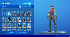 Renegade Raider LOOK DESCRIPTION