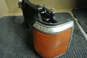 1987-1989 FORD PICKUP F150 LEFT DRIVER SIDE CORNER/PARK LIGHT OEM, 116-00796