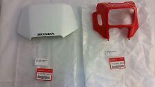 1996 - 2004 XR250 R XR400 R New Headlight Cover Set Genuine Honda