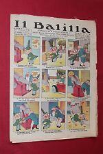 rivista a fumetti IL BALILLA Supplemento Popolo d'Italia ANNO XII N.10 (1934)