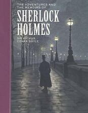 Sterling Unabridged Classics: The Adventures and the Memoirs of Sherlock Holmes…
