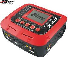 Hitec X4 Pro AC/DC 4-Port Mutlicharger 44254 NiMH/NiCd/LiPo/LiFe/Lilon/LiHV/Pb