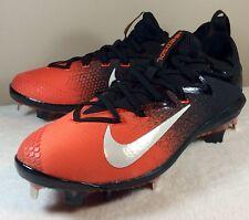 new mens Nike Huarache 2KFilth Pro Mid MCS Cleat softball//Baseball 10.5//11.5//13