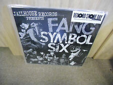 "FANG / Symbol Six SPLIT 12"" vinyl LP RSD 2014 NEW [Limited To 400 Copies]"