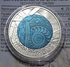 25 Euro Niob 2010 - Österreich - Erneuerbare Energie