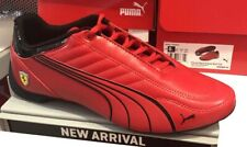 PUMA Men's Ferrari Race Future Kart Cat Sneaker