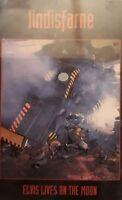 Lindisfarne-Elvis Lives On The Moon Cassette.1993 Castle Communications ESSMC197