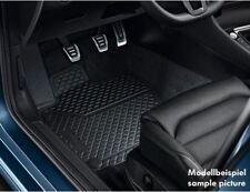 Original Fu?matten Gummifu?matten VW Polo schwarz vorne 1 Paar, 6R1061502  82V