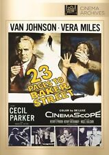 23 Paces To Baker Street 1956 Van Johnson, Vera Miles, Cecil Park Henry Hathaway
