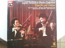 Itzhak Perlman & Pinchas Zukerman - Duos fuer zwei Violinen