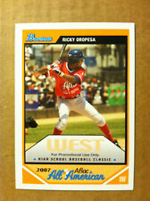 2007 TOPPS AFLAC PROMO RICKY OROPESA ALL-AMERICAN