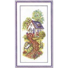 DMC Giardino e Fiori contato cross stitch chart libro di Maria DIAZ